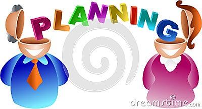 Planning brain