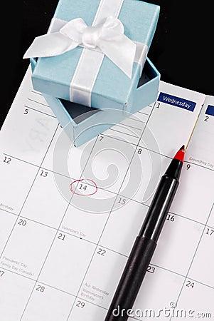 Planning Valentines