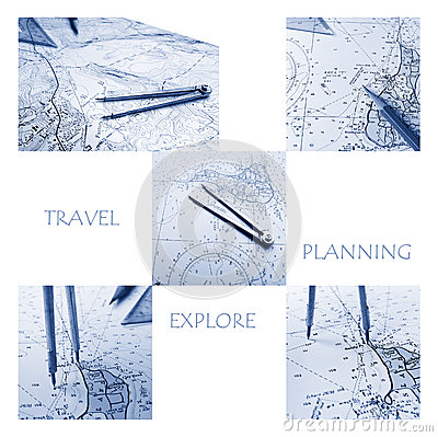 Plannning for Travel and exploring Concept