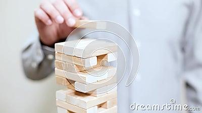 Planować, ryzyko i strategia w biznesie, zdjęcie wideo