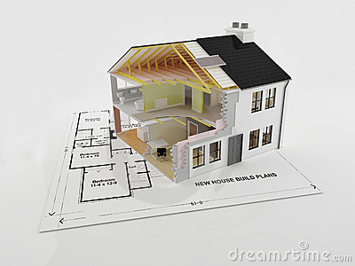 Plans for an energy efficient new come