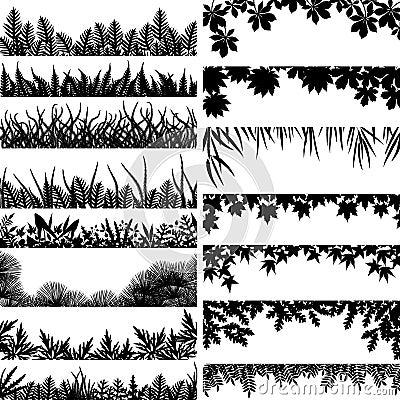 Free Plant Borders Stock Photo - 2680040