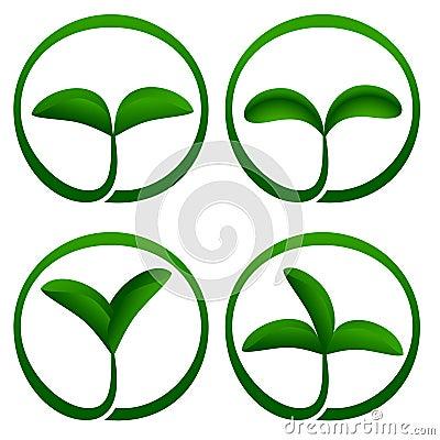 Plant ecology icon