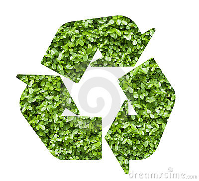 Plant recycle symbol