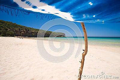 Plażowy raj