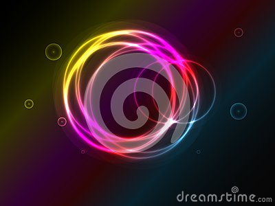 Plasma circles