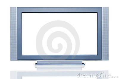 Plasma LCD HDTV Display
