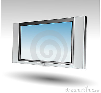 Free Plasma TV Royalty Free Stock Photography - 145387