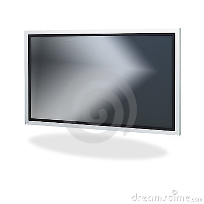 Free Plasma TV Royalty Free Stock Images - 841919