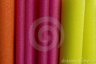 Plastic abstract background