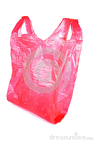Free Plastic Bag Royalty Free Stock Photography - 28817357