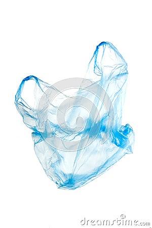 Free Plastic Bag Royalty Free Stock Image - 45467816