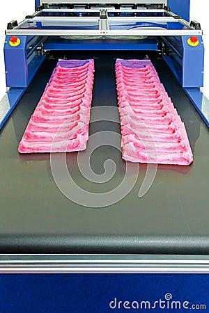 Plastic bag production