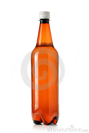 Free Plastic Beer Bottle Stock Images - 3204664