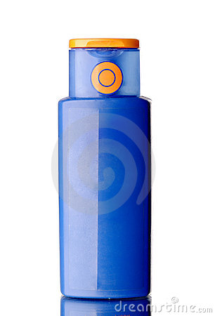 Plastic bottle blank