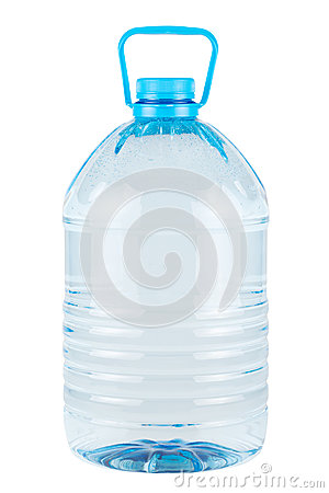 Free Plastic Bottle Of Clear Drinking Water Stock Photo - 37082980