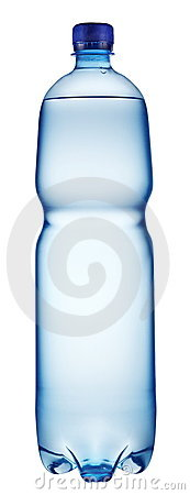 Free Plastic Bottle Of Water Royalty Free Stock Photo - 13357485
