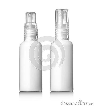 Free Plastic Bottle White Stock Photo - 57140240