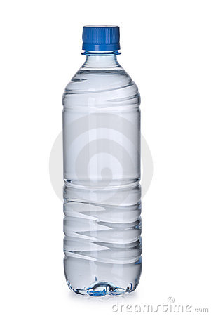 Free Plastic Bottle With Water Stock Photos - 19929813