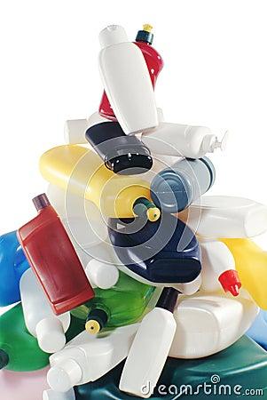 Free Plastic Bottles Stock Images - 307424