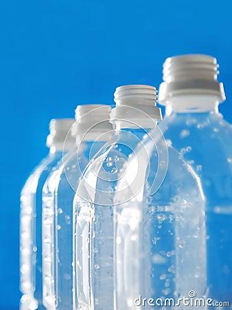Free Plastic Bottles In Line Stock Photo - 22890150