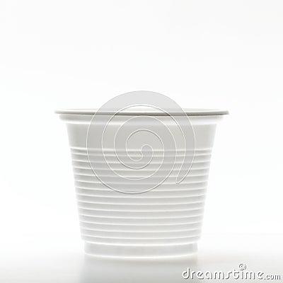 Plastic cup