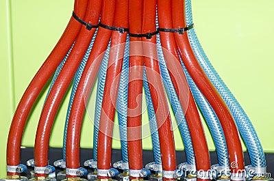 Plastic hoses