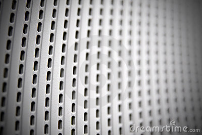Plastic made abstract background
