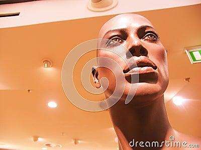 Plastic Mannequin