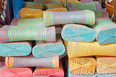 Plastic pillow