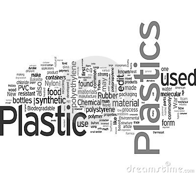 Plastic and PVC