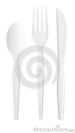 Plastic Silverware