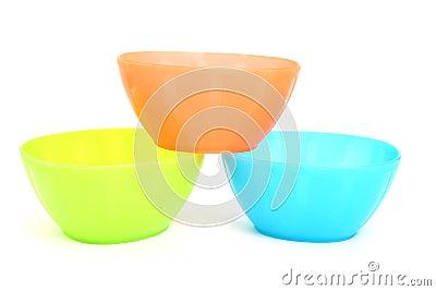 Plastic Snack Bowls