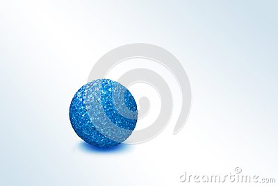 Plastic sphere (with clipping path)