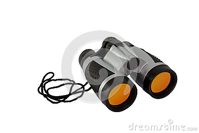 Plastic Toy Binoculars for Kids