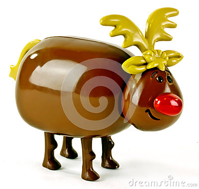 toy Rudolph