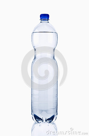 Free Plastic Water Bottle Royalty Free Stock Photo - 70433925