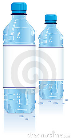 Free Plastic Water Bottles Stock Image - 13890421
