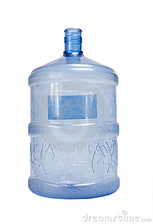 Free Plastic Water Container Stock Images - 17898944