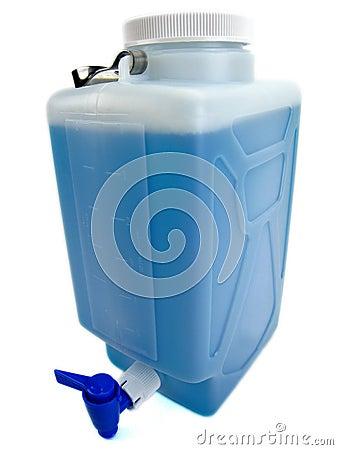 Plastikkanister