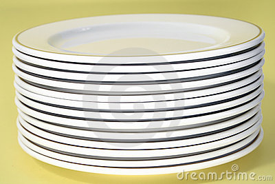 Plate stack
