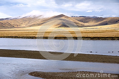 Plateau scenery