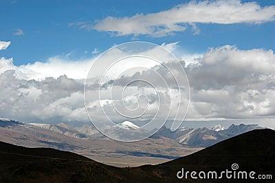 The Plateau sky