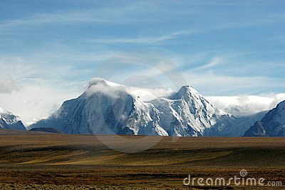 The Plateau wilderness and jokuls