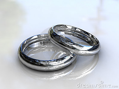 Platinum wedding bands - fine jewelry