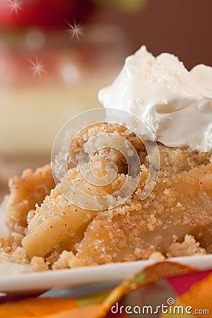 Plato de la patata a la inglesa de Apple