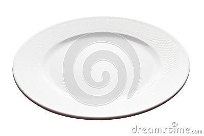 Platte - Winkelsicht