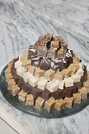 Platter of Fudge