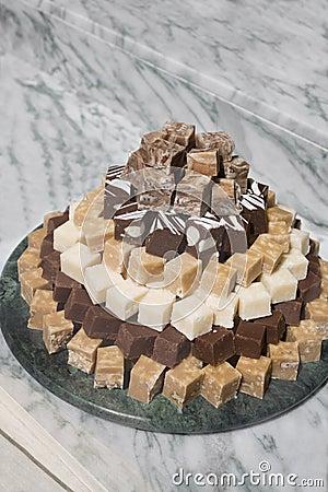 Platter of Fudge