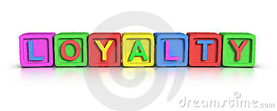 Play Blocks : LOYALTY
